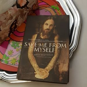Other - Book Save Me From Myself